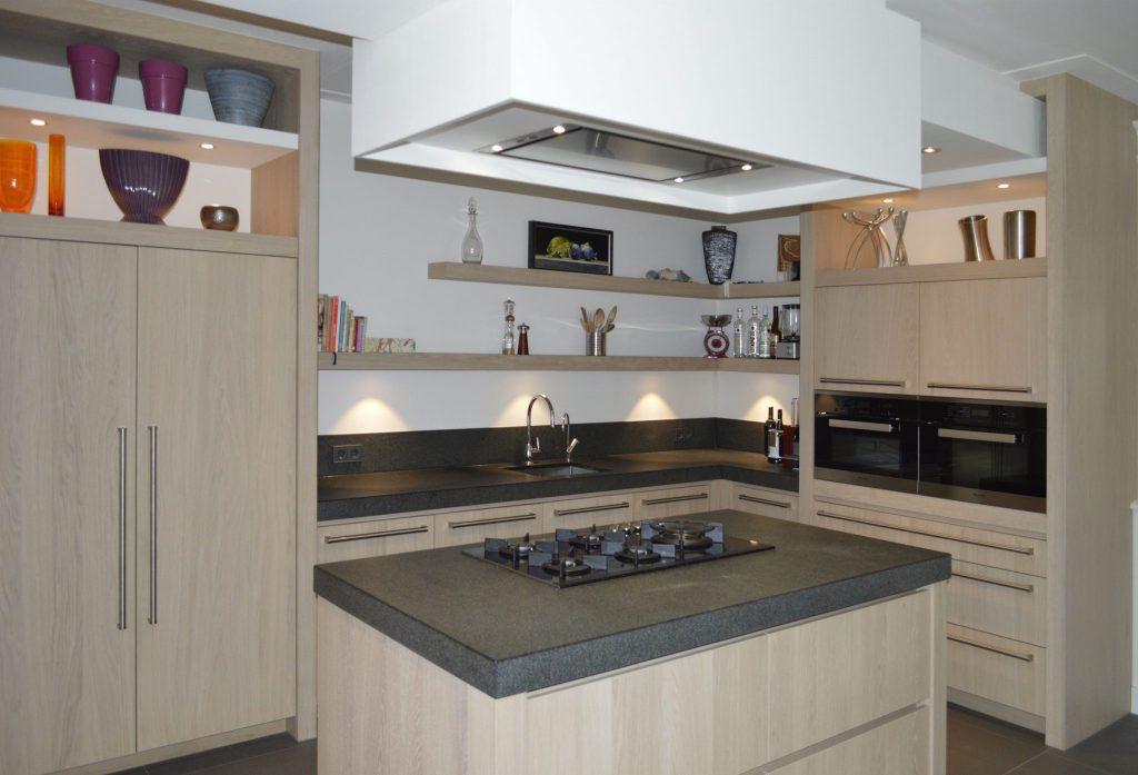 Keuken op maat laten maken dorst maatmeubel for Keuken landelijk maken